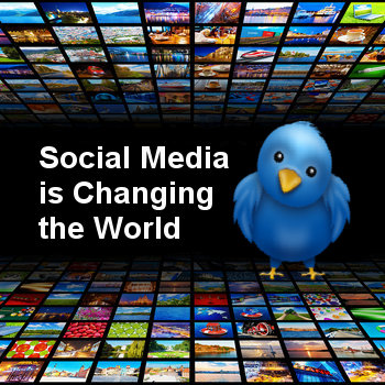 media in the changing world Did you know that recent studies have shown that 50 percent of people hear about breaking news on social media what if i told you that two-thirds of law.